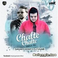 Chalte Chalte - Remix - Sagar Kadam X DJ Vaaib
