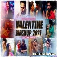 Valentines Romantic Mashup 2k21 - DJ Shadow Dubai x DJ Ansh