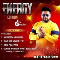 Energy Edition Vol.1 - D Creative Beatz