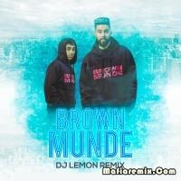 Brown Munde Rem - DJ LEMON