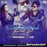 Mili To Sali Facebook Par Remix  DJ PRAVEEN x DJMK