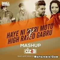 Moto X High Rated Gabru Mashup DJ Azib