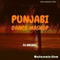 Punjabi Dance Mashup - DJ Mrunal