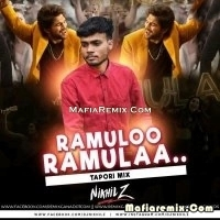 Ramuloo Ramulaa - Tapori Mix - Dj Nikhil z