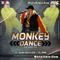 Dance Monkey - Electronic Mix - DJ Sam X DJ Nyk