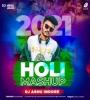 Holi Mashup 2k21 - DJ Ashu Indore